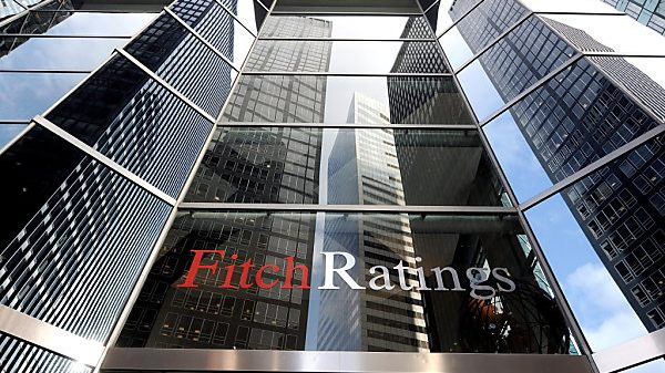 Gebäude der Ratingagentur Fitch in New York